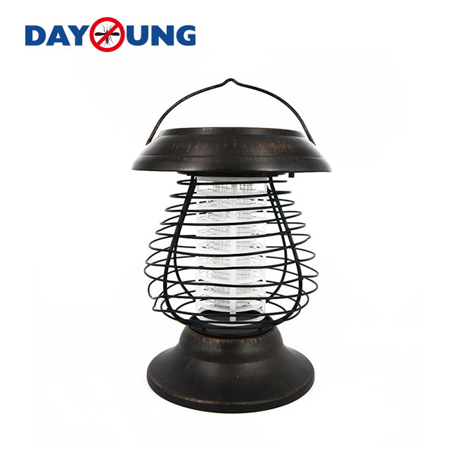 Garden Solar Mosquito Killer Lamp &  light Featured Image