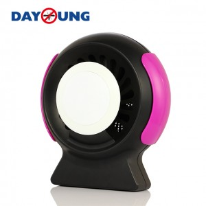Photocatalysis ultra-violet mosquito killer lamp without harmless