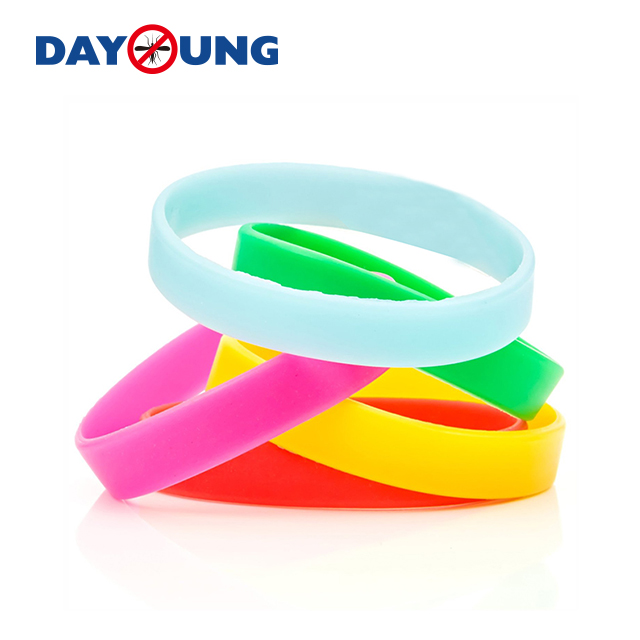 Silicone Anti Mosquito wristband – AMB105 Featured Image