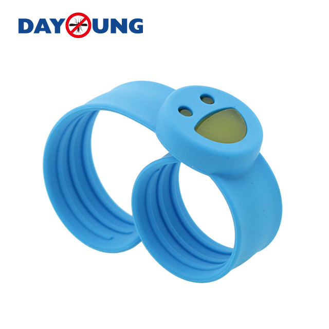 New Arrival China Buzz Killer Lamp   Smile Face Slap Mosquito Repellent  Bracelet U2013 DAYANG