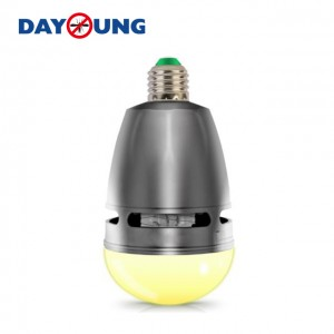 2 in 1 led muggen killer lamp