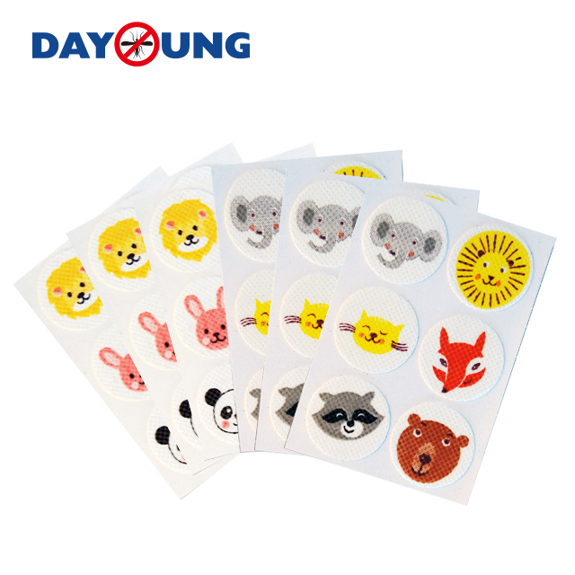 Special Price For Anti Mosquito Patch Mosquito Repellent Smiley