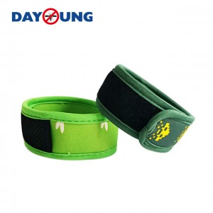Mosquito Repellent Bracelets 100% All Natural Plant-Based Oil Mosquito