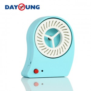 Electric muggenspray fan