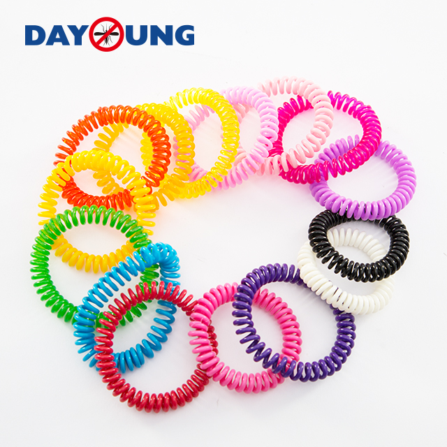 Eva Mosquito repellent pulseras-AMB115 Featured Image